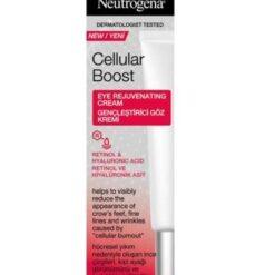 کرم دور چشم سلولار بوست نیتروژینا Cellular boost eye cream