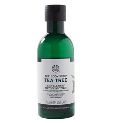 تونر تی تری بادی شاپ The Body Shop Tea Tree Toner