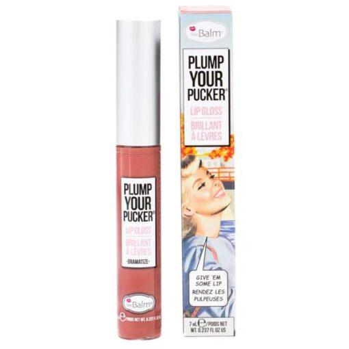 رژ لب مایع براق دبالم Plump Your Pucker Lip Gloss