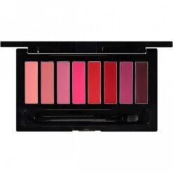 پلت رژ لب میبلین lip color palette
