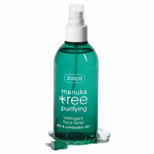 تونر درخت مانوکا ژایا manuka tree purifying tonic
