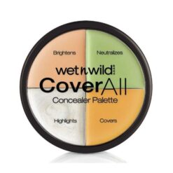 اصلاح کننده رنگ پوست کاور ال وت اند وایلد CoverAll Concealer Palette