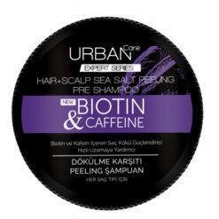 شامپو پیلینگ سر بیوتین اوربان biotin peeling shampoo